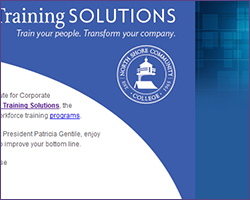 North Shore Community College - Corporate Training Solutions