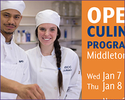 North Shore Community College - Culinary Arts Open House