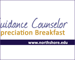 North Shore Community College - Guidance Counselor Breakfast Save the Date