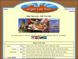 Angels Gate Tours