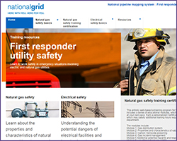 National Grid First Responders