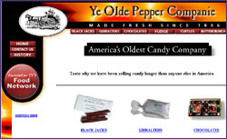 Ye Olde Pepper Candy